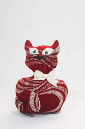 Gato de tela modelo Mimosín